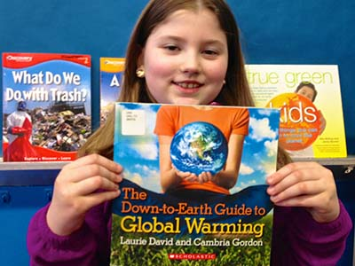 Eight Books for Earth Day and Beyond