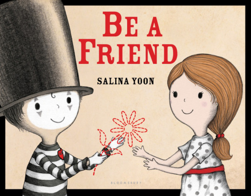 Be A Friend Cover