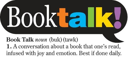 Image result for book talks