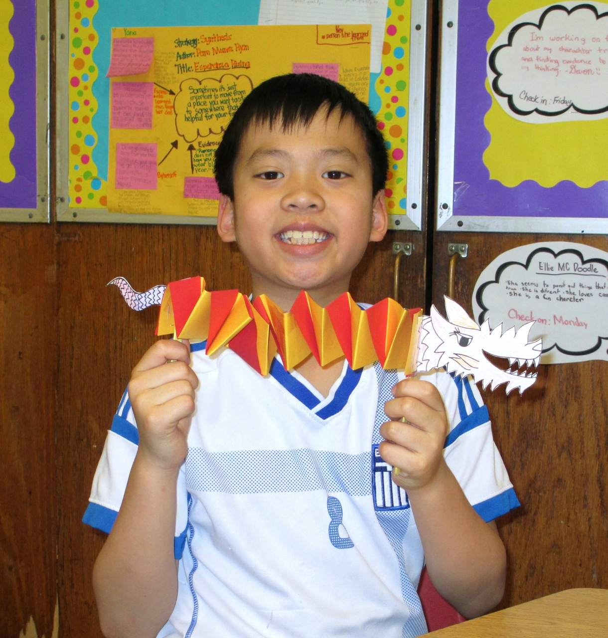 classroom crafts to celebrate the chinese new year scholastic