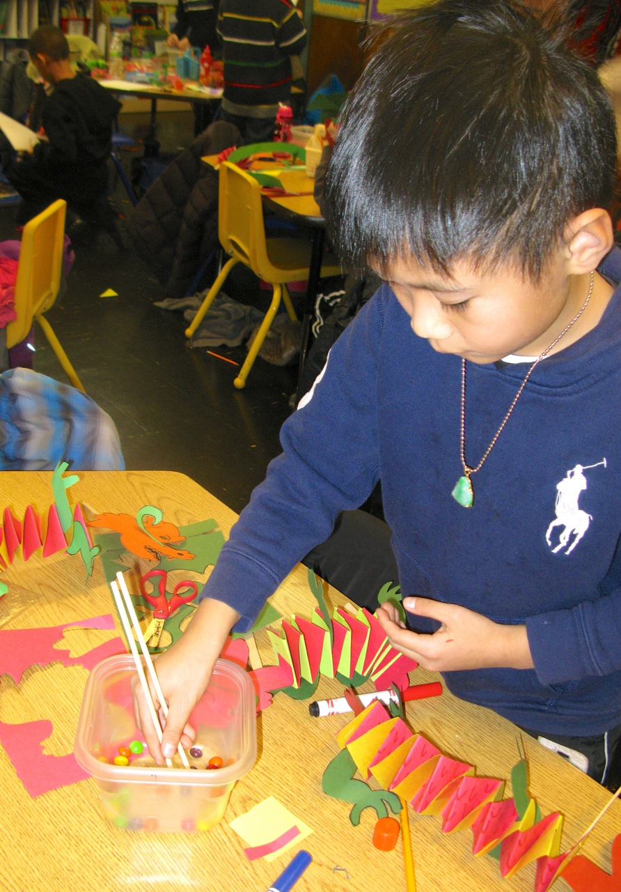Chinese New Year Classroom Decoration Ideas : Classroom crafts to celebrate the chinese lunar new year