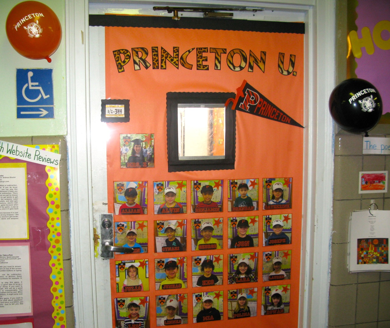 Classroom Decor For Teachers ~ Four ways to teach kids about college scholastic