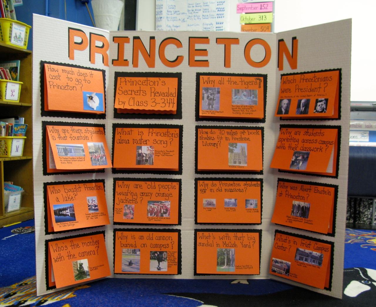 presentation ideas for college