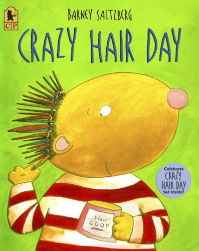Crazy Hair Day Cover
