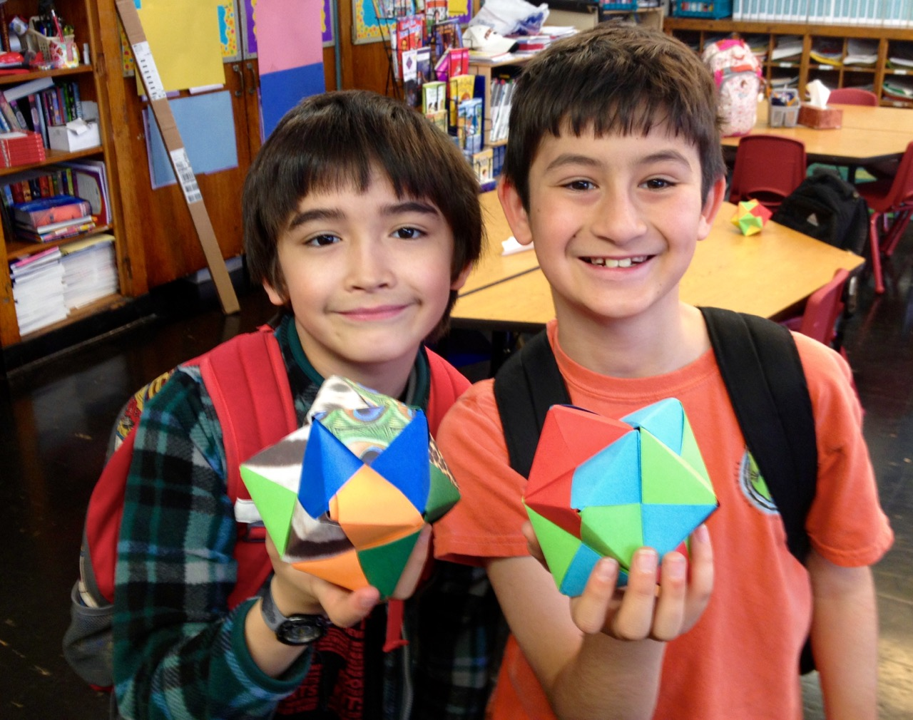 Teaching Math With Modular Origami | Scholastic