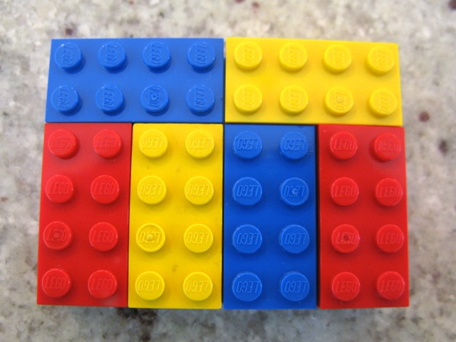 Students Can Combine Lego Bricks To Make A Wide Range Of Arrays