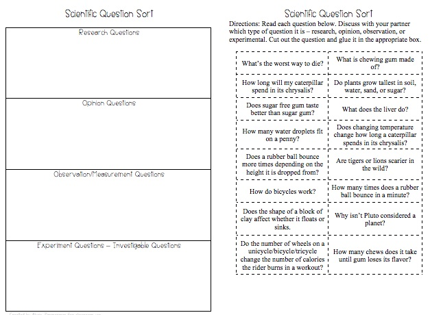 Worksheets Observation And Inference Worksheet mystery bags to develop observation and inference skills scholastic the next step investigating ice balloons