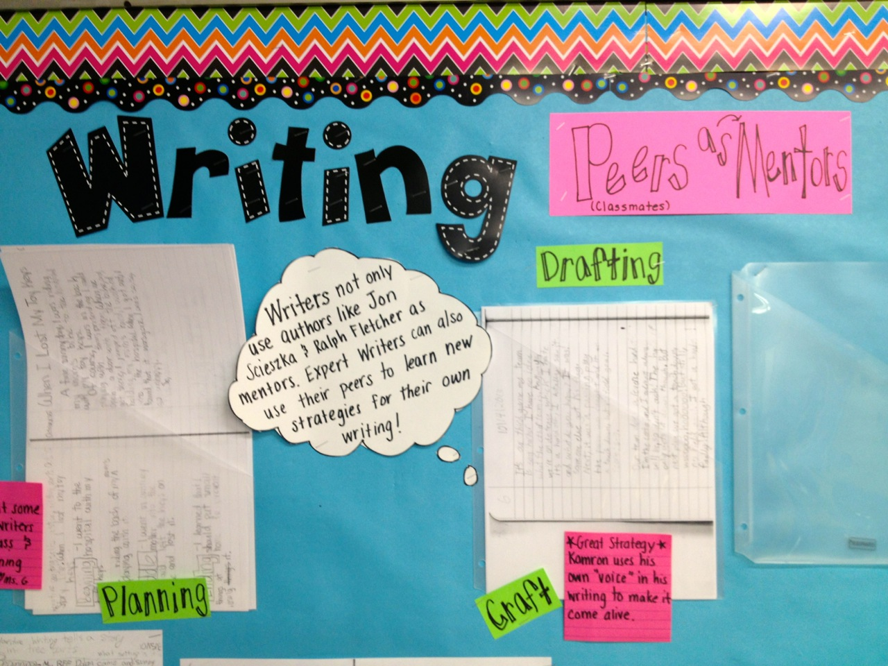 writing a selection criteria for board
