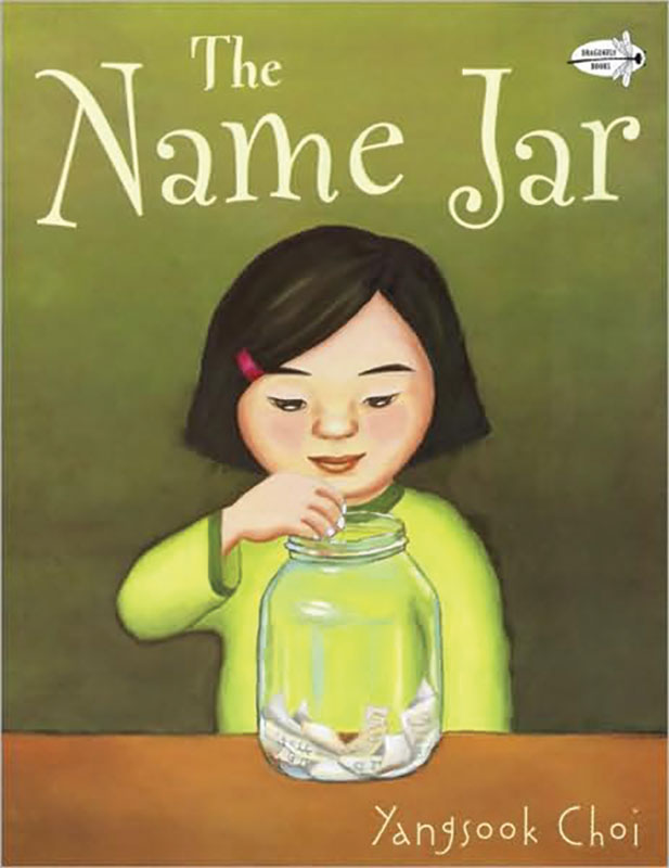 Name Jar Cover