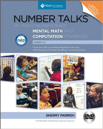 Number Talks Book Cover