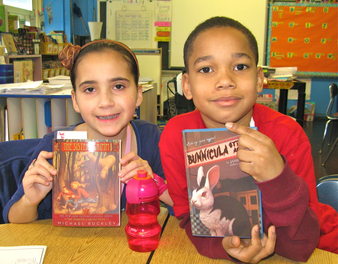 Playing Matchmaker With Super Series for Middle-Grade Readers