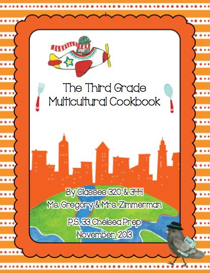 cookbook format template