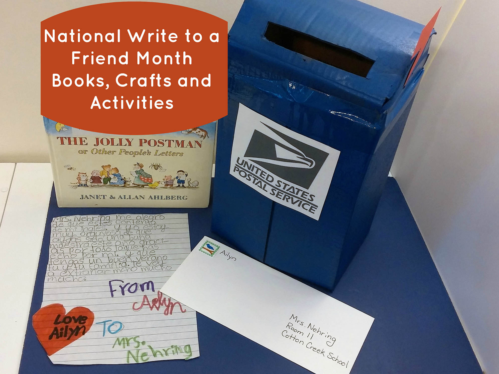 It's National Write to a Friend Month! | Scholastic