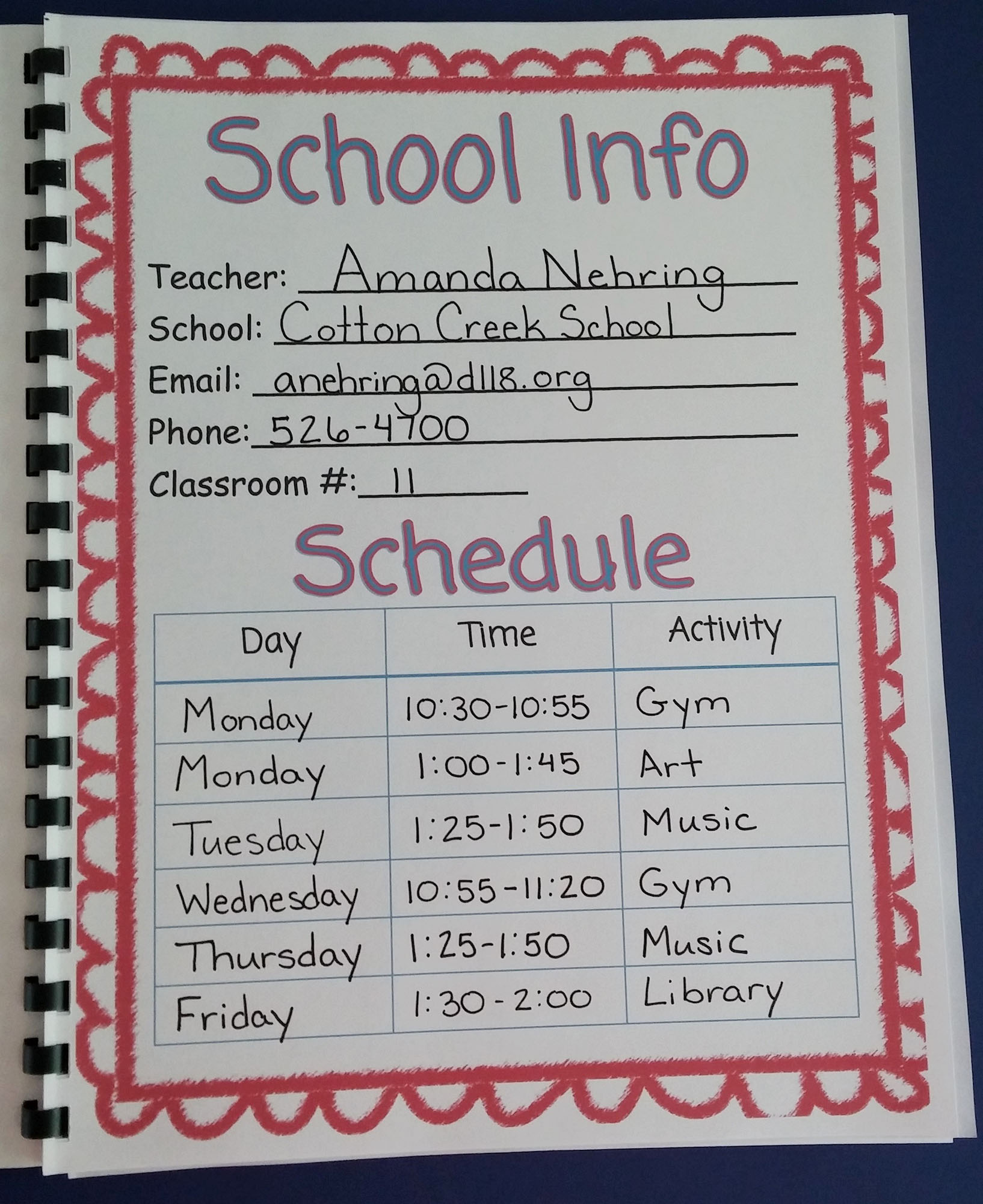 printable teacher planner scholastic