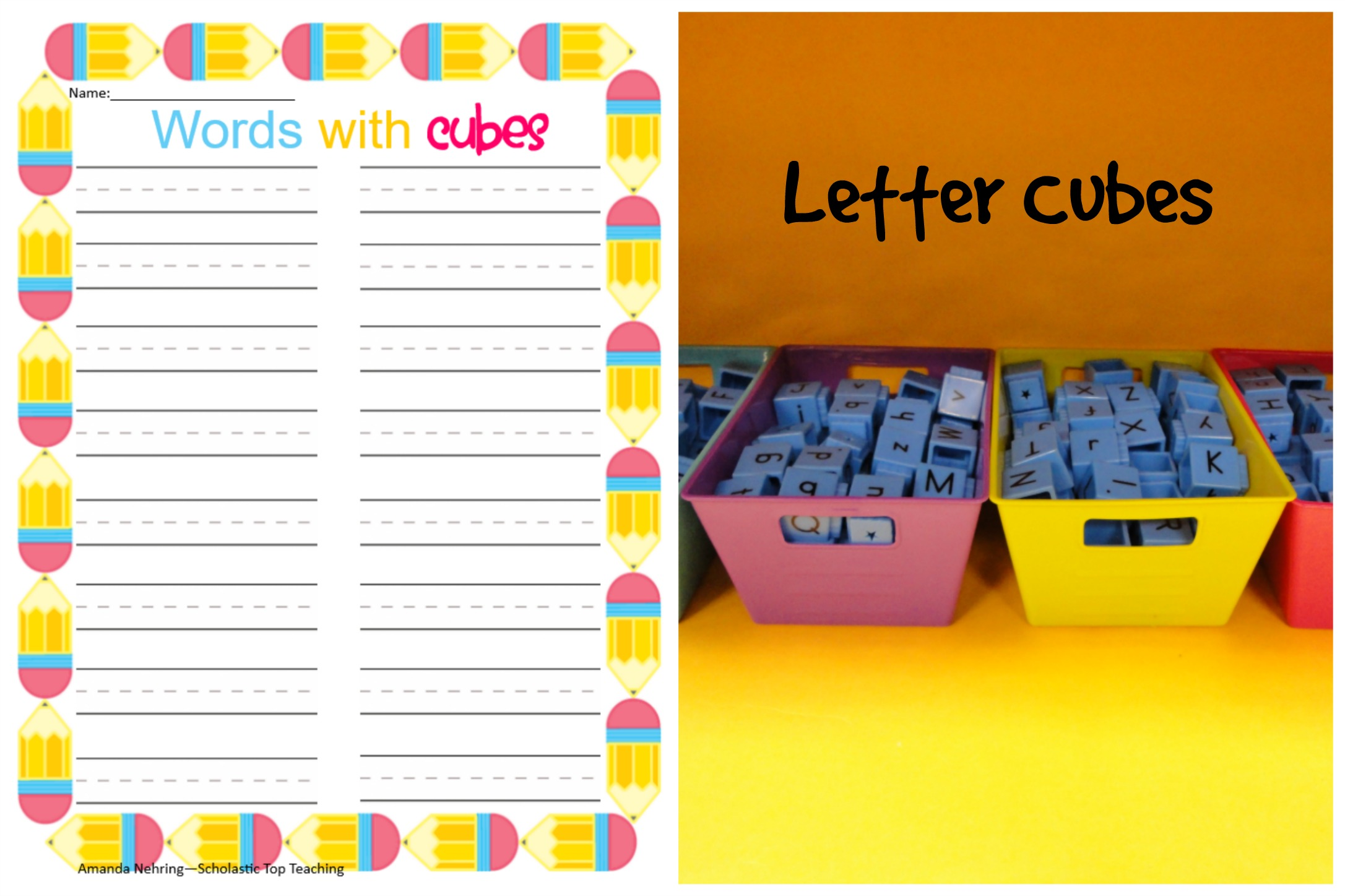 10 Spelling and Sight Words Center Activities | Scholastic - photo#41