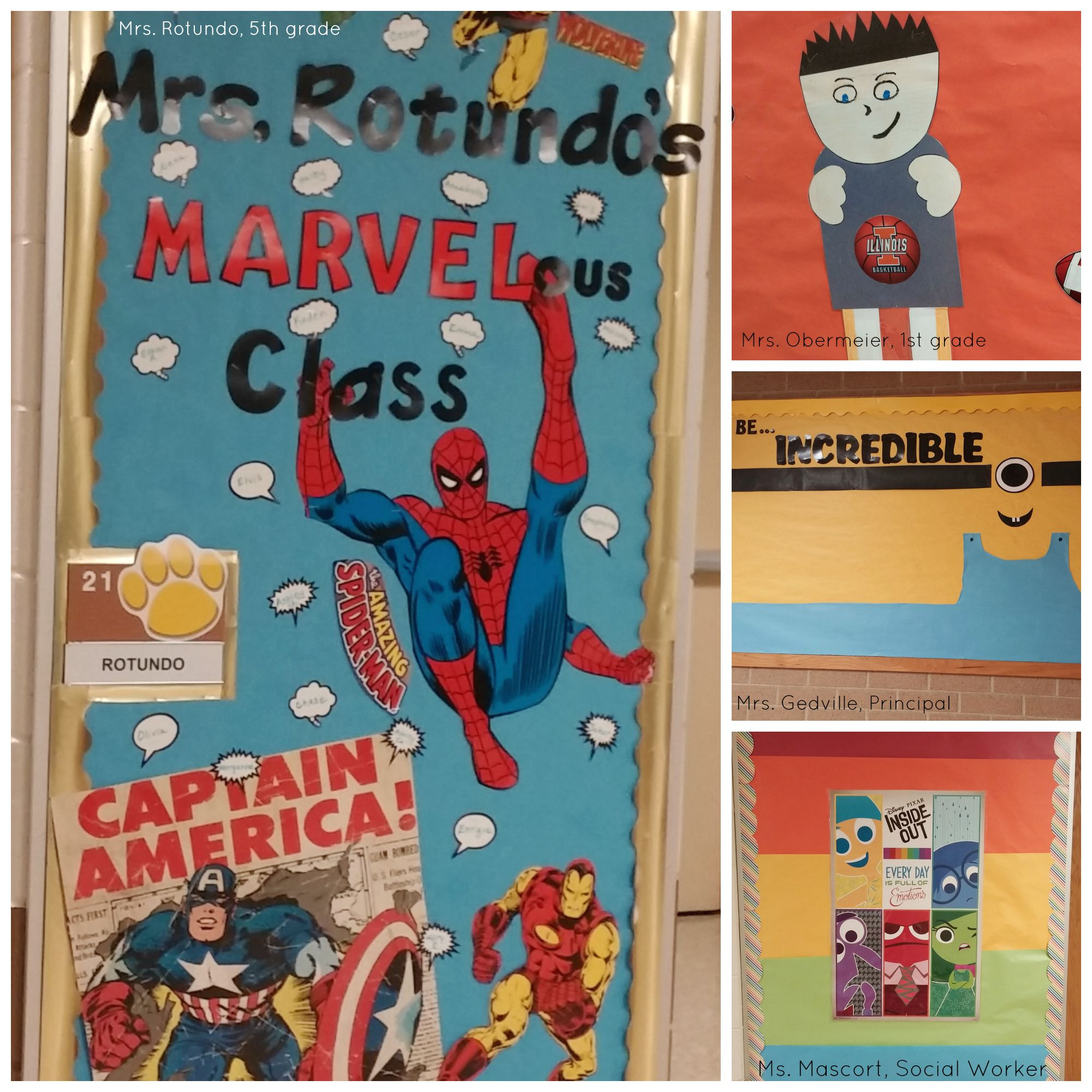 Fall Classroom Door Decoration Ideas ~ Ways to make your bulletin boards pop scholastic