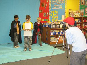 Movie-Making in the Classroom