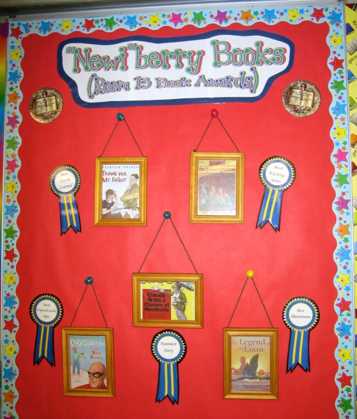 Hands On Bulletin Boards Focus On Literacy Scholastic