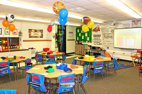 Elementary Classrooms Themes ~ Classroom themes to inspire your school year scholastic