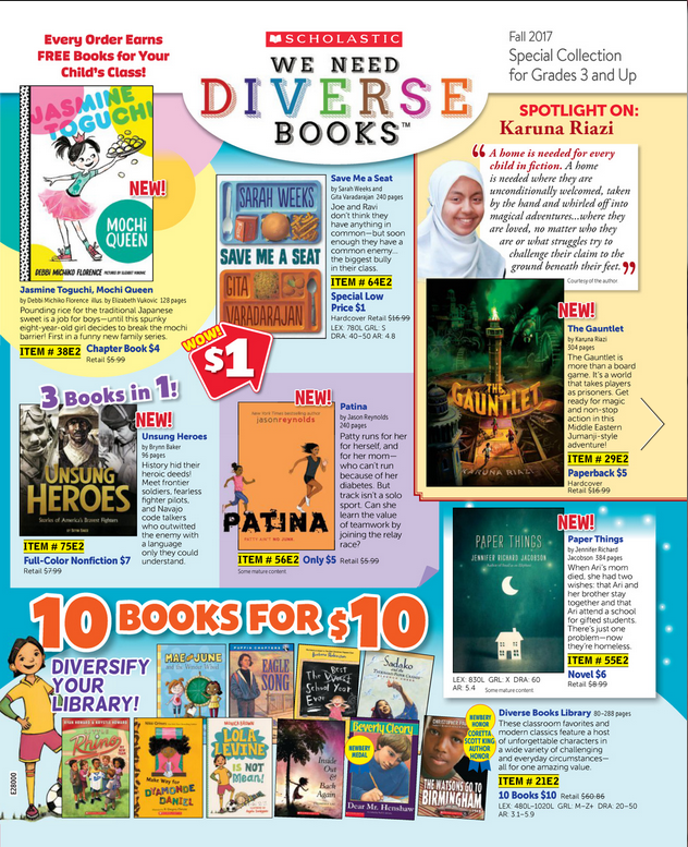 Diverse Books In Your Classroom Scholastic
