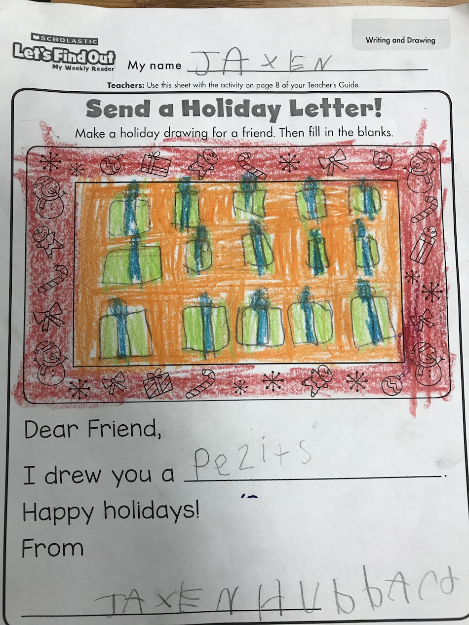 Teaching LetterWriting Skills With Santa  Scholastic