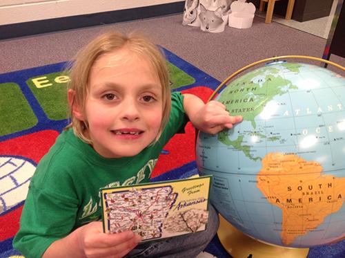 Teach Global Awareness With Postcard Pen Pals | Scholastic