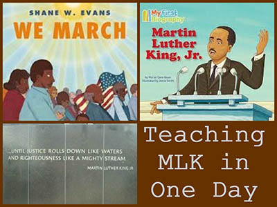 Teaching MLK in One Day