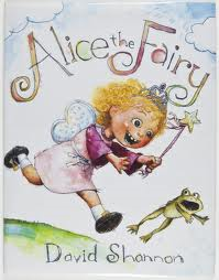 Alice the Fairy Book Cover