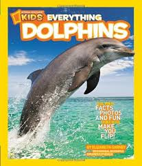 National Geo Kids Everything Dolphins Cover