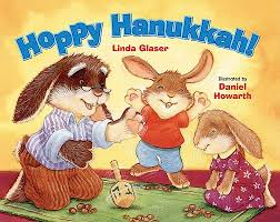 Hoppy Hanukkah Cover