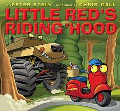 Little Red's Riding 'Hood Cover