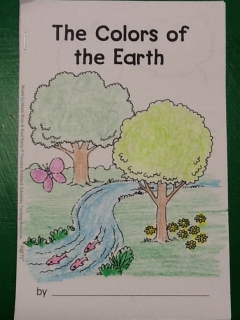 The Colors of the Earth Cover