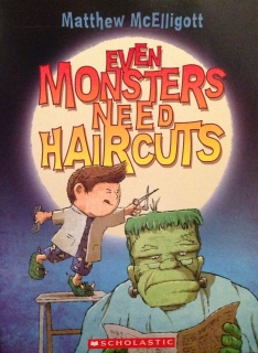 Even Monsters Need Haircut