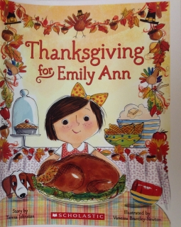 Thanksgiving for Emily Ann Cover