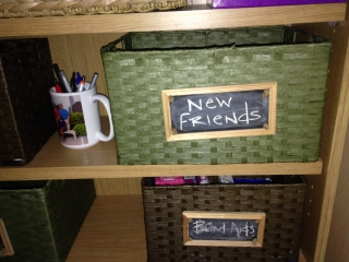 New Friends Basket