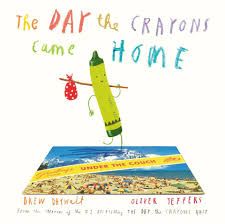 Day the Crayons Came Home Cover