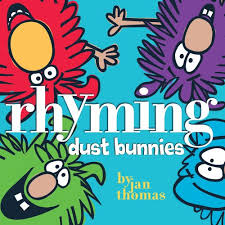 Rhyming Dust Bunnies Cover