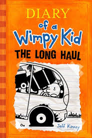 Diary of a Wimpy Kid: The Long Haul Cover