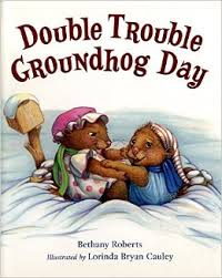 Double Trouble Groundhog Day Cover
