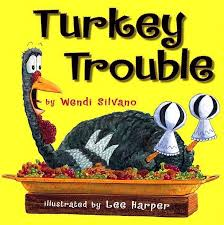 Turkey Trouble Cover