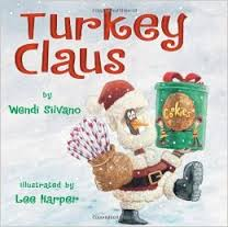 Turkey Claus Cover