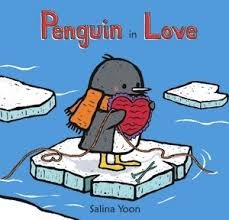 Penguin in Love Cover