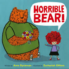 Horrible Bear! Cover