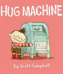 Hug Machine Cover