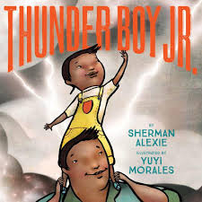 Thunder Boy Jr. Cover