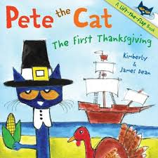 Pete the Cat The First Thanksgiving Cover