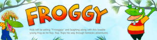 Froggy Banner