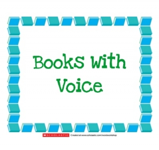 Books with Voice Label