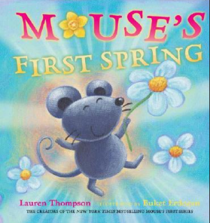 Mouse's First Spring Cover