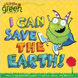 I Can Save the Earth! Cover